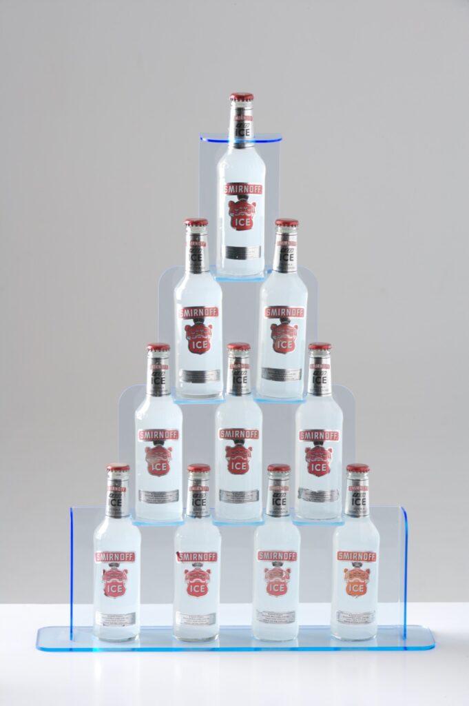Gillis Bottle Stacker stand