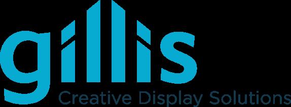 Gillis Creative Display Solutions Dublin - Logo